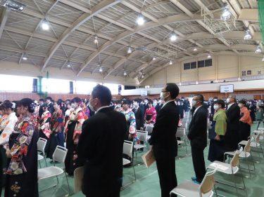 2021.3卒業生入場