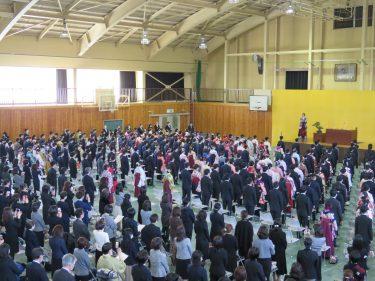 2021.3卒業式場