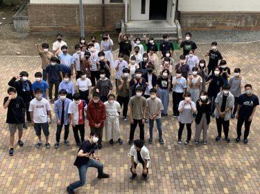 とんぼ祭2週間前は生徒会本部補佐員が全員集合し、本格的にとんぼ祭の準備が始まりました。